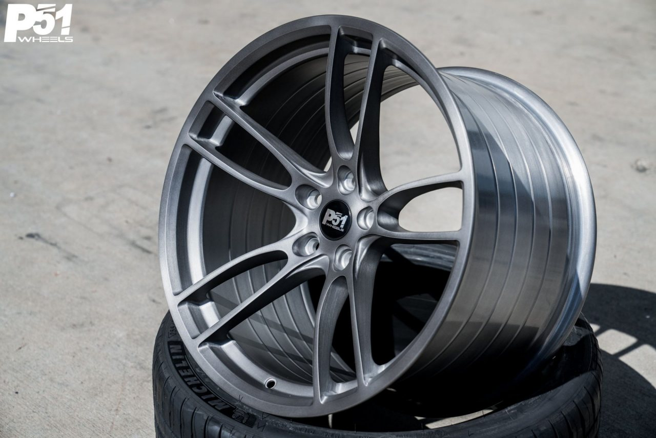 Tires Best Price >> P51 Wheels | Rotary Forged | Performance Wheels | Staggered Rims